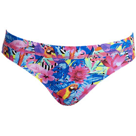 Funkita Sports Brief Bikini Kobiety kolorowy